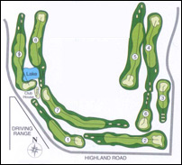 Click to view golf course layout